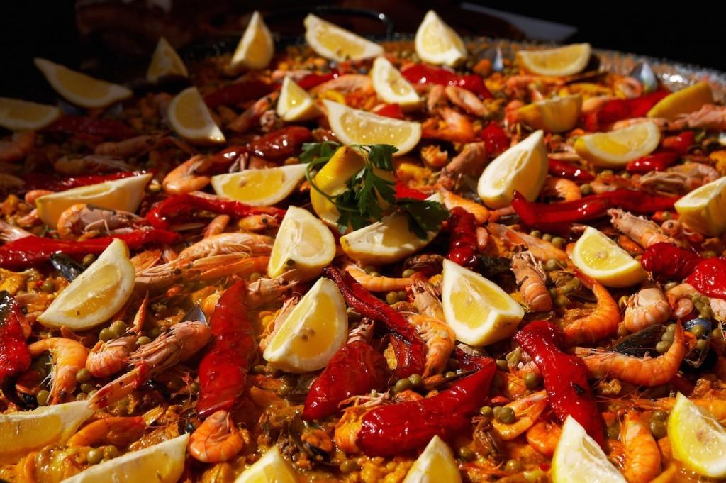catering para paellas