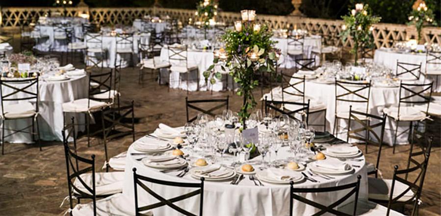 Lugares para celebrar un catering