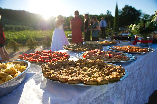 Celebra una boda campestre