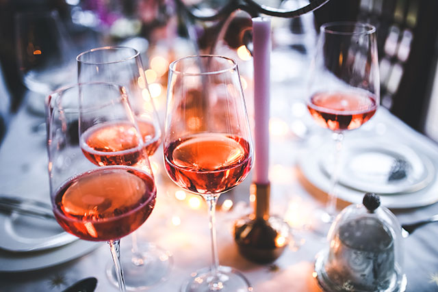 Maridar el bacalao con vino