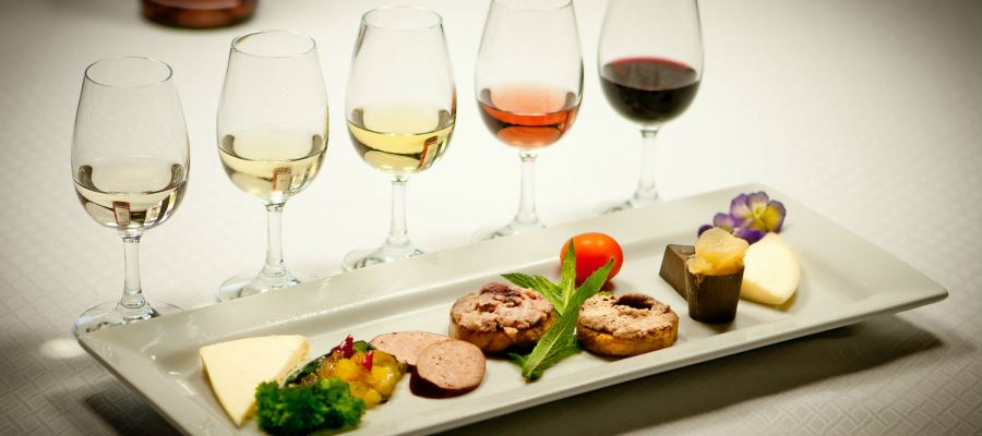 Hay un vino para cada plato