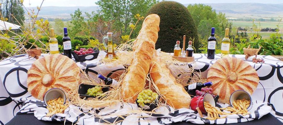 Celebraciones en la recolecta de la cosecha