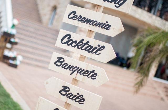 Organizar la boda del año