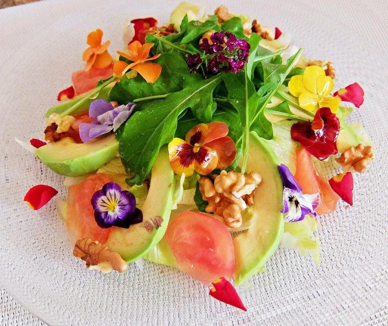 catering primaveral