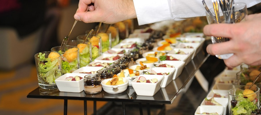 mejor catering