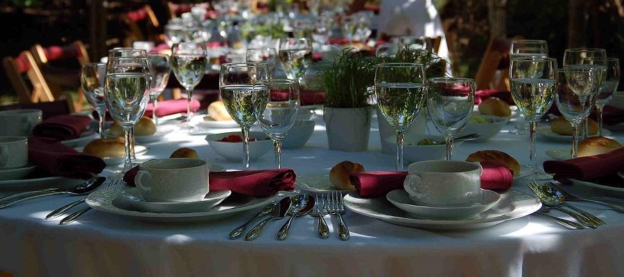 contratar un catering de bodas