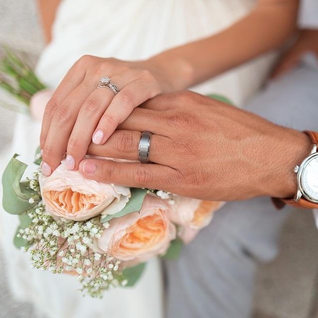 boda en casa